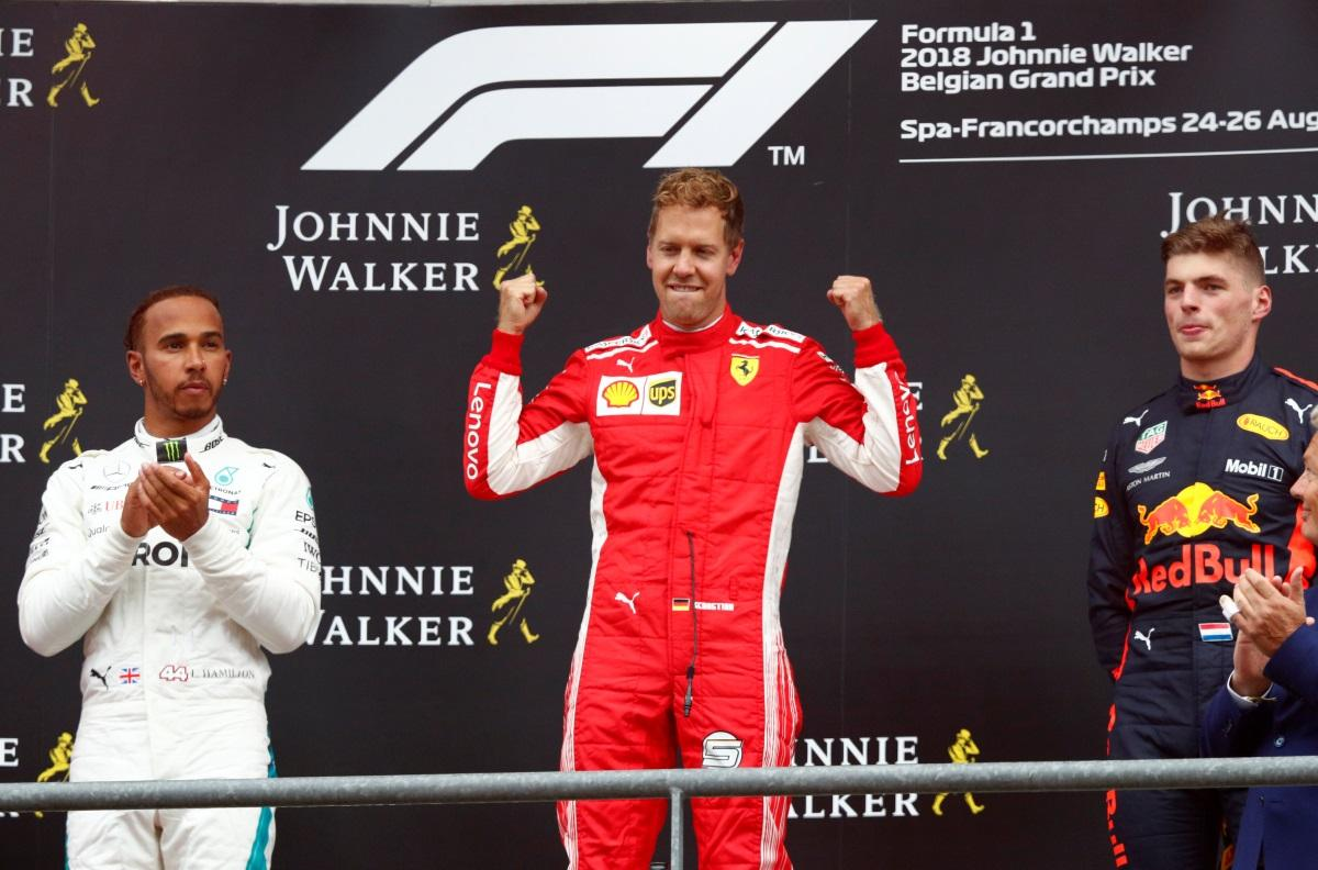 Burti Blames Ferrari For Vettel Woes