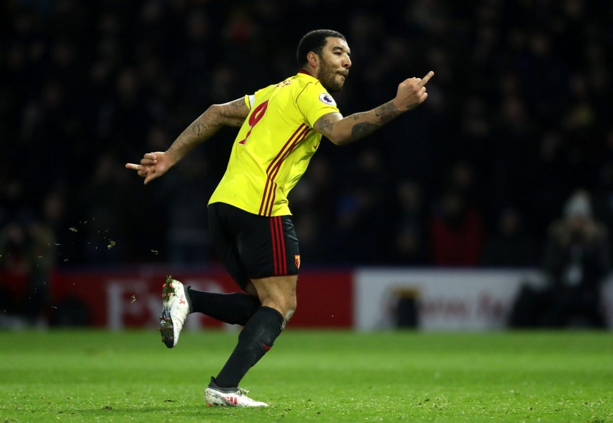 Deeney Accuses Bournemouth's Gosling
