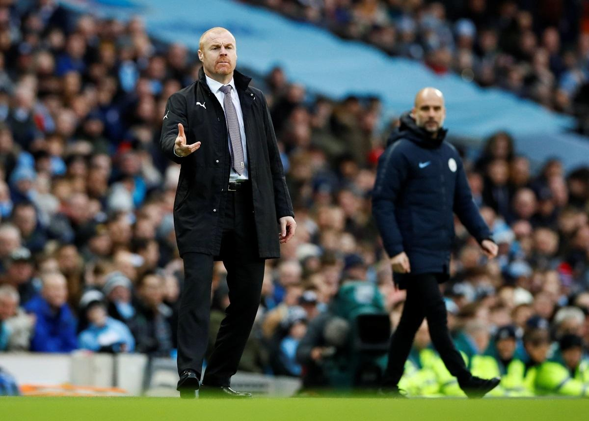 Dyche Takes Cup Mauling On The Chin