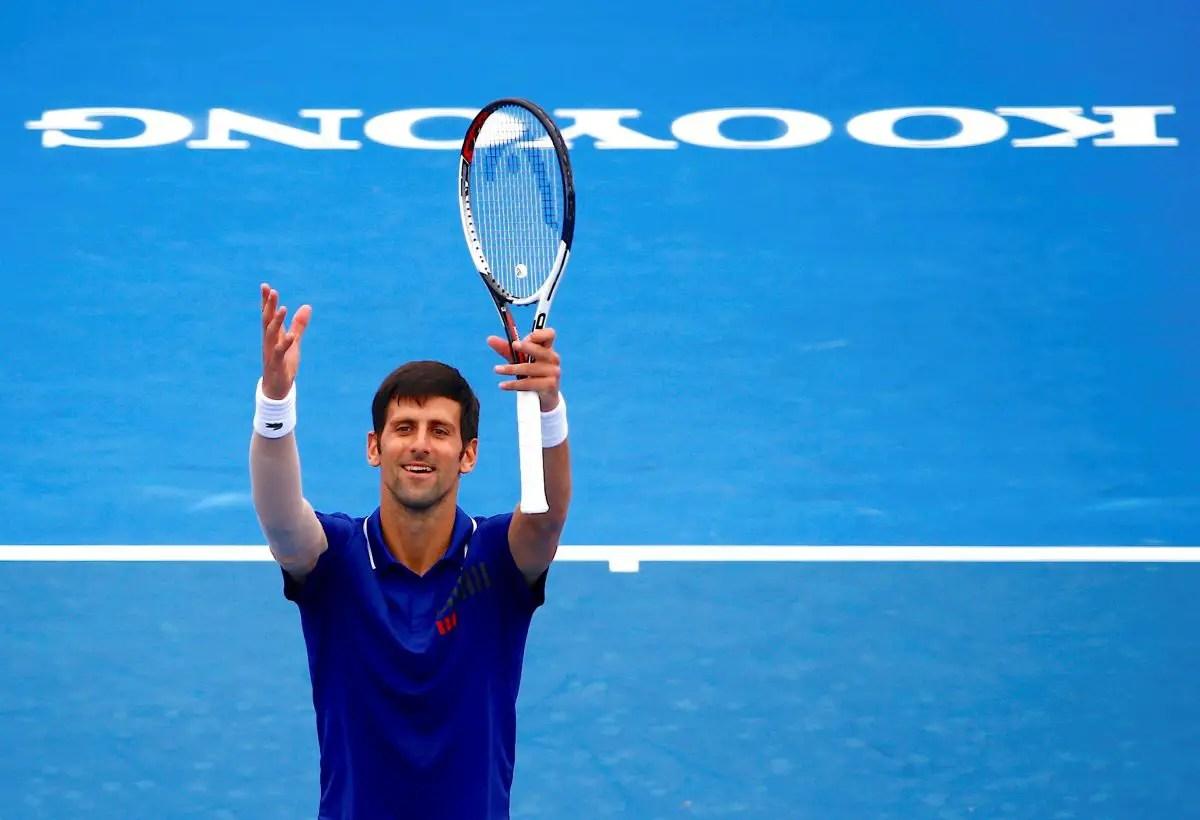 Flawless Djokovic Eases Into Australian Open Final