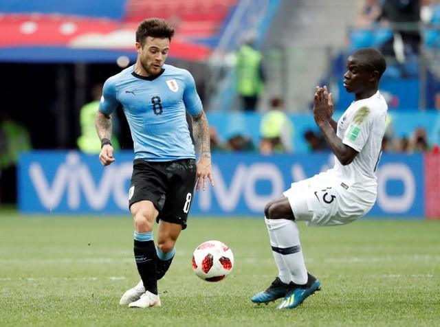 Foxes Linked With Nandez Swoop