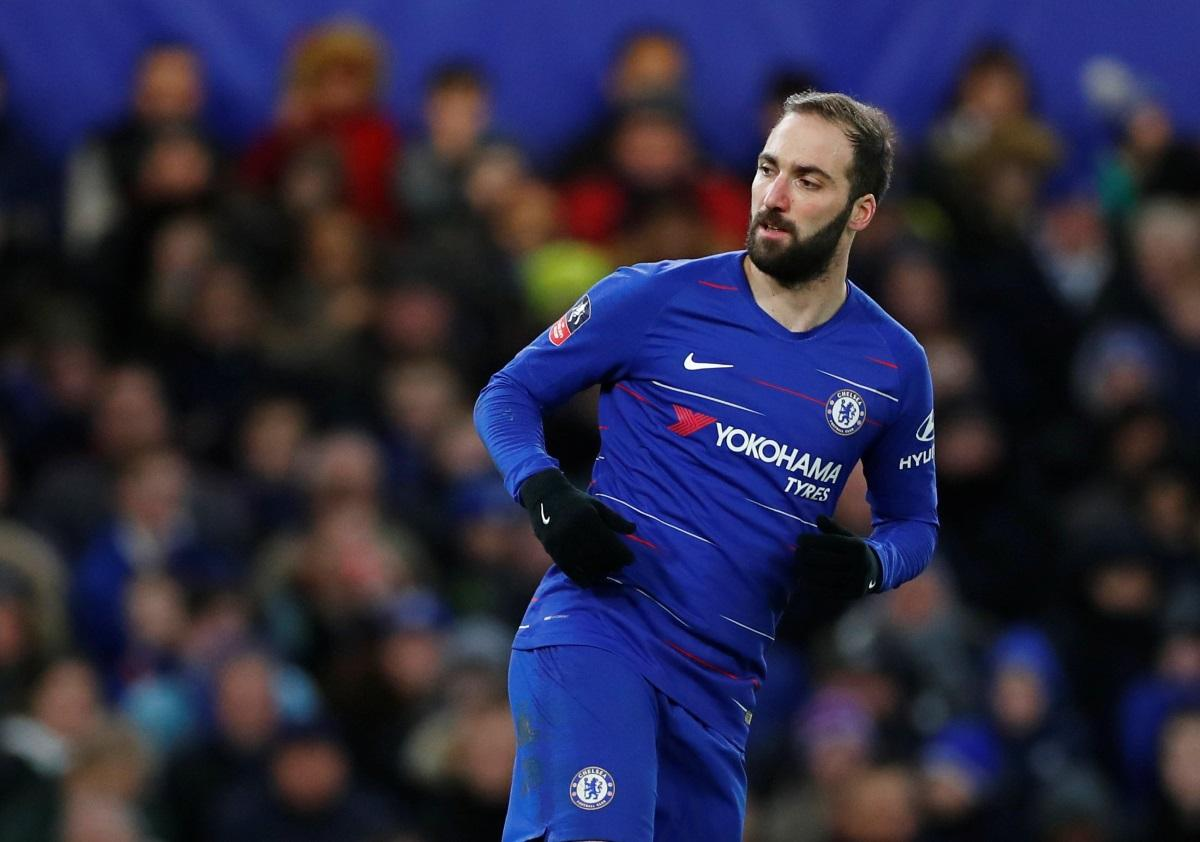 Higuain Keen For Chelsea Stay
