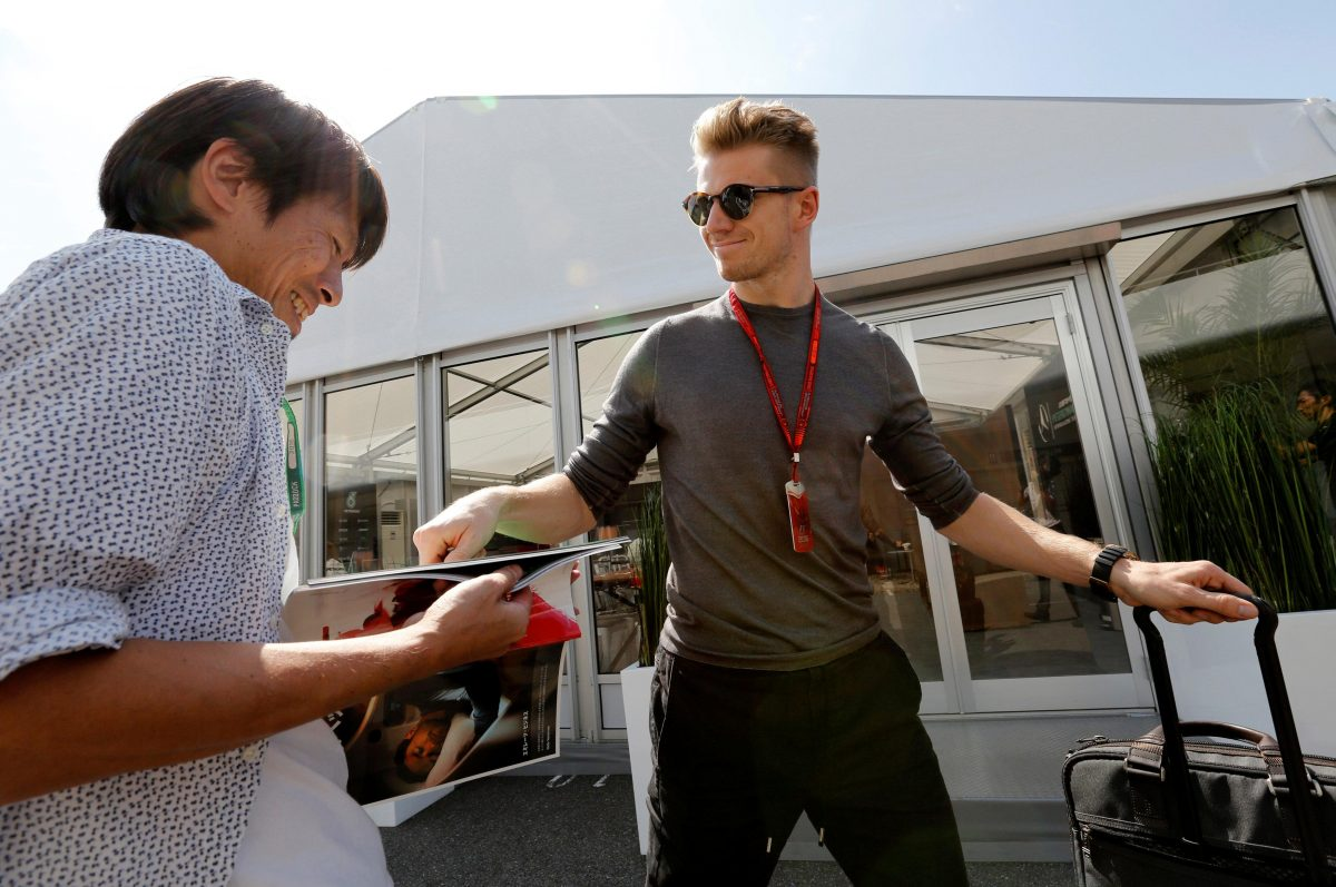 Hulkenberg Relishing Ricciardo Tussle – Budkowski