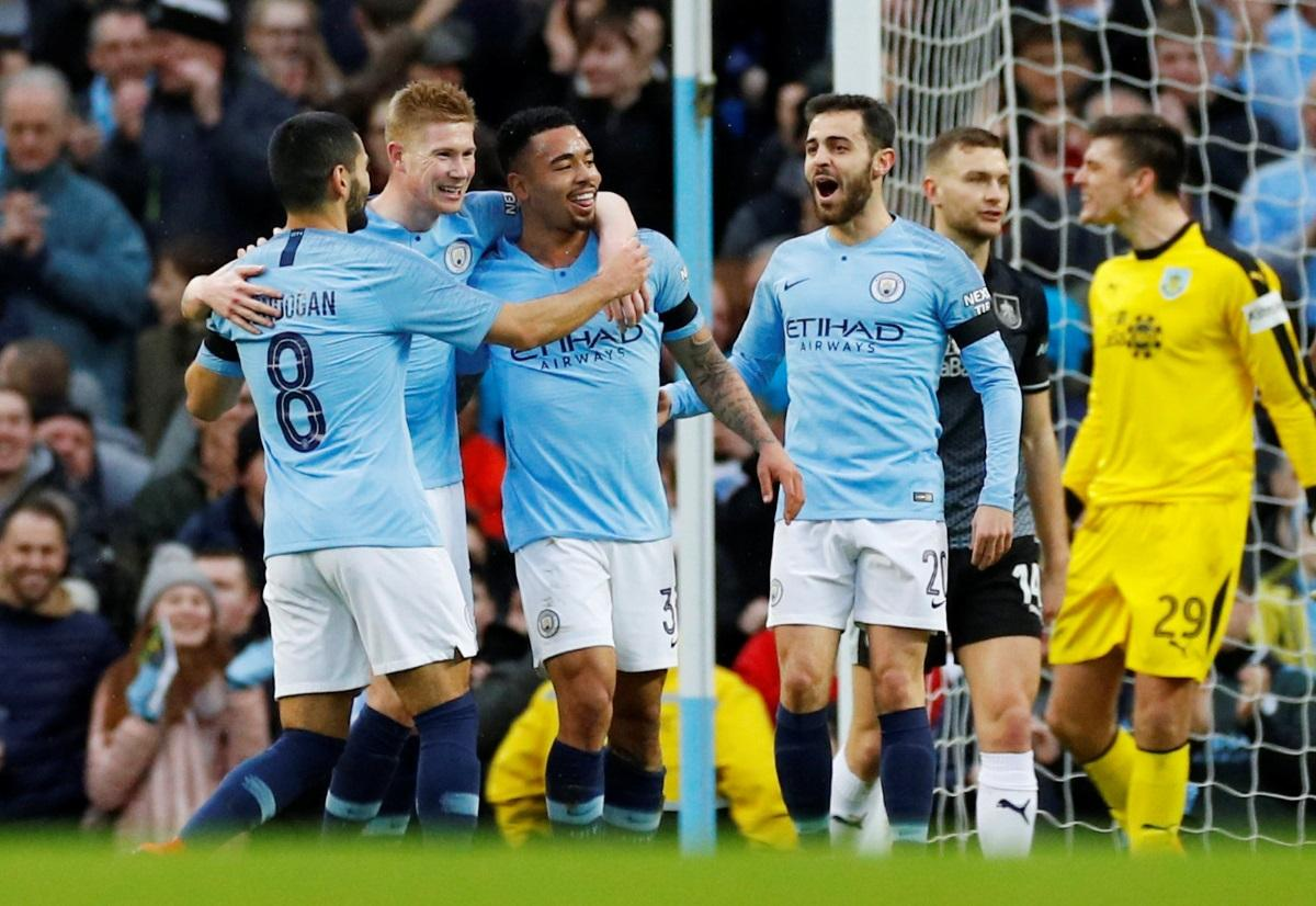 Jesus Hails 'On Fire' Form For City