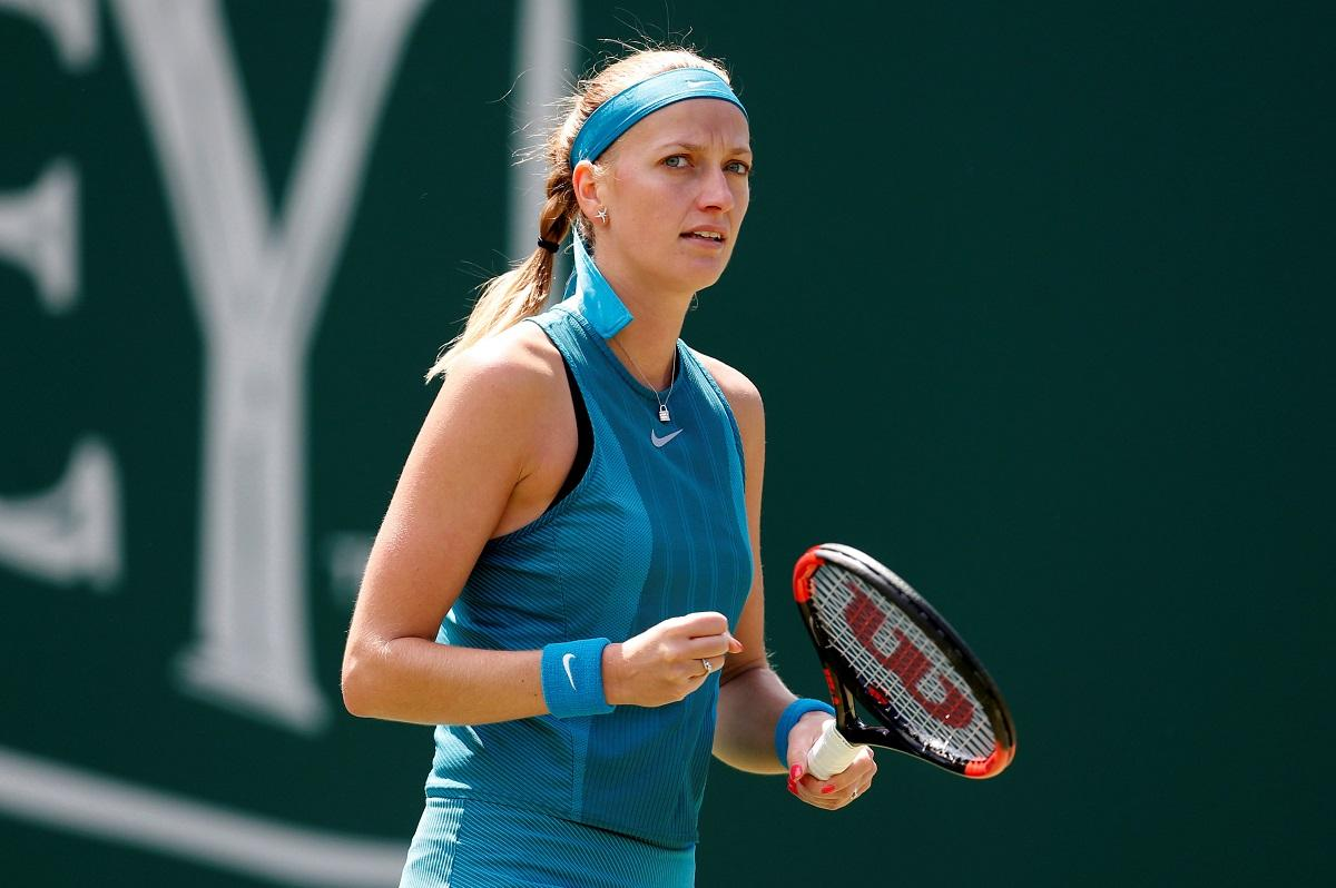 Kvitova Keen To Make Most Of Second Chance