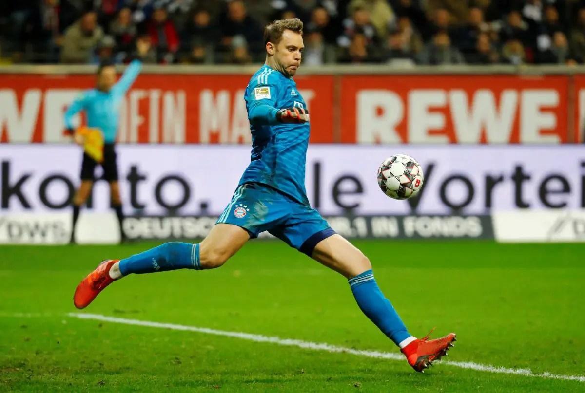 Neuer Sees Dortmund Weaknesses
