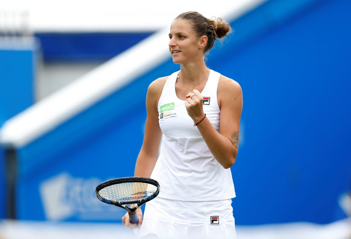 Pliskova Fights Back To Beat Williams