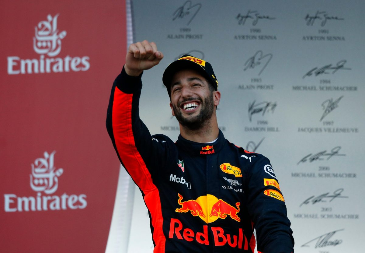 Renault Ready to 'attack' with Ricciardo