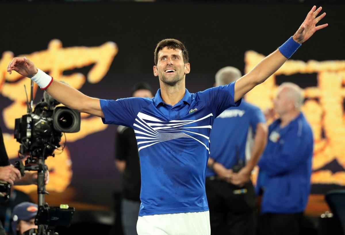Ruthless Novak claims Australian Open crown