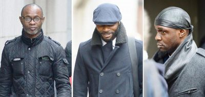Ex Eagles Star Efe Sodje, Brothers Get Jail Terms In England For Siphoning Family's Charity's Money