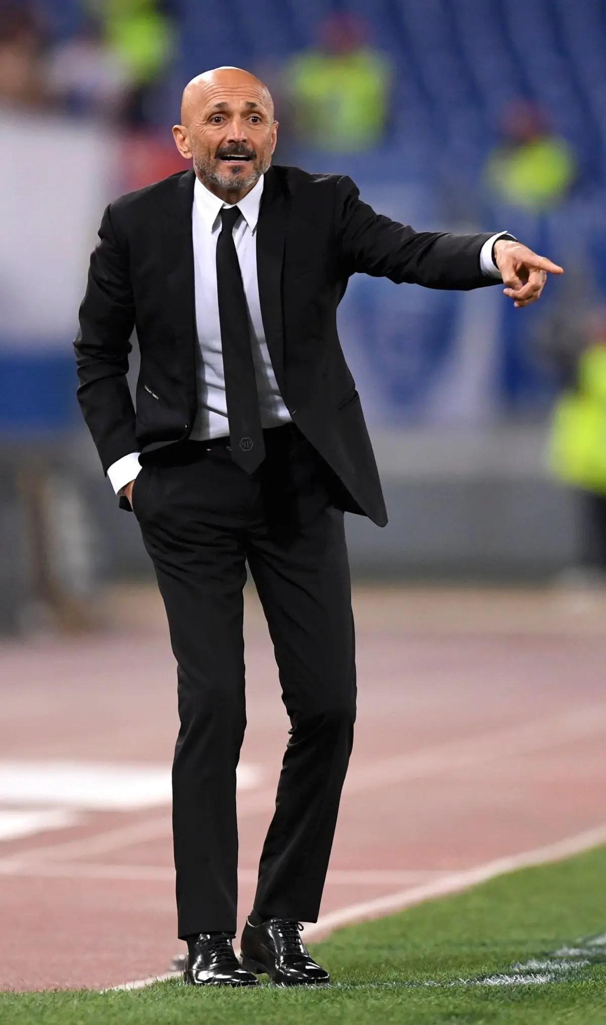 Spalletti Relieved As Inter Go Through