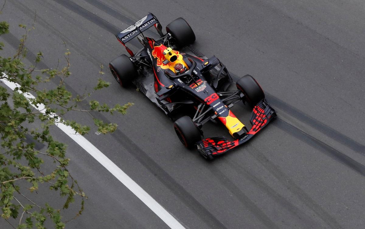 Verstappen Rules Out Red Bull Exit