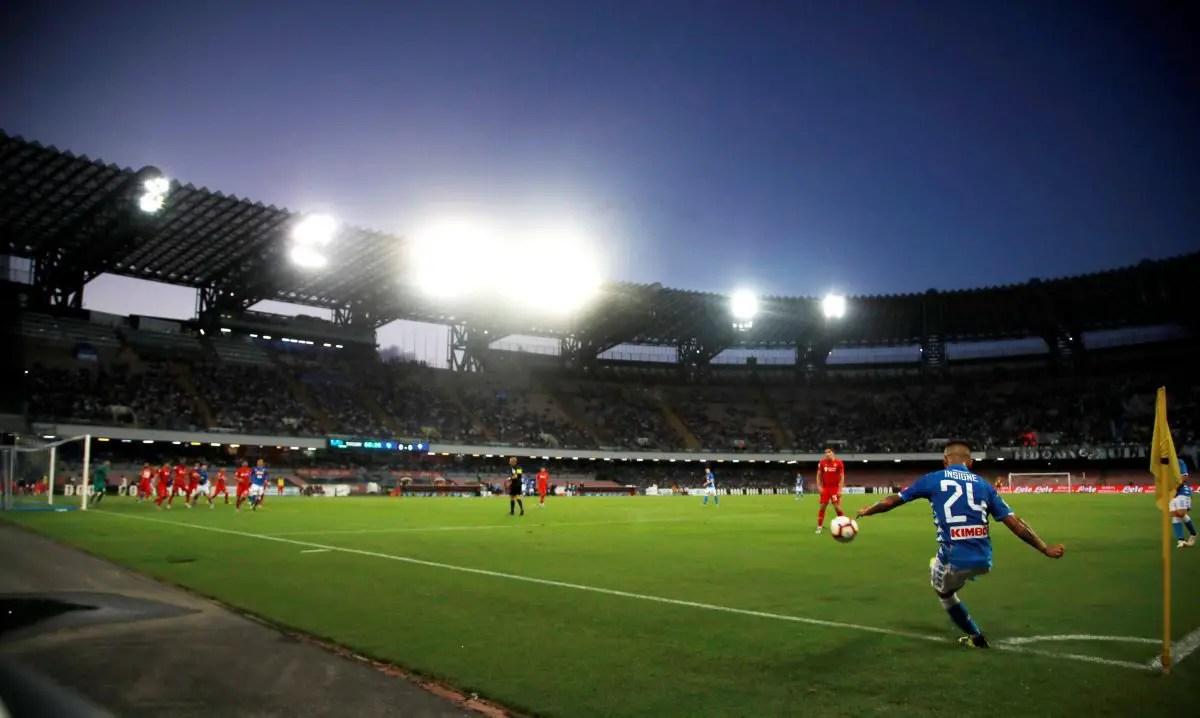 Vinicius leaves Napoli for Monaco loan