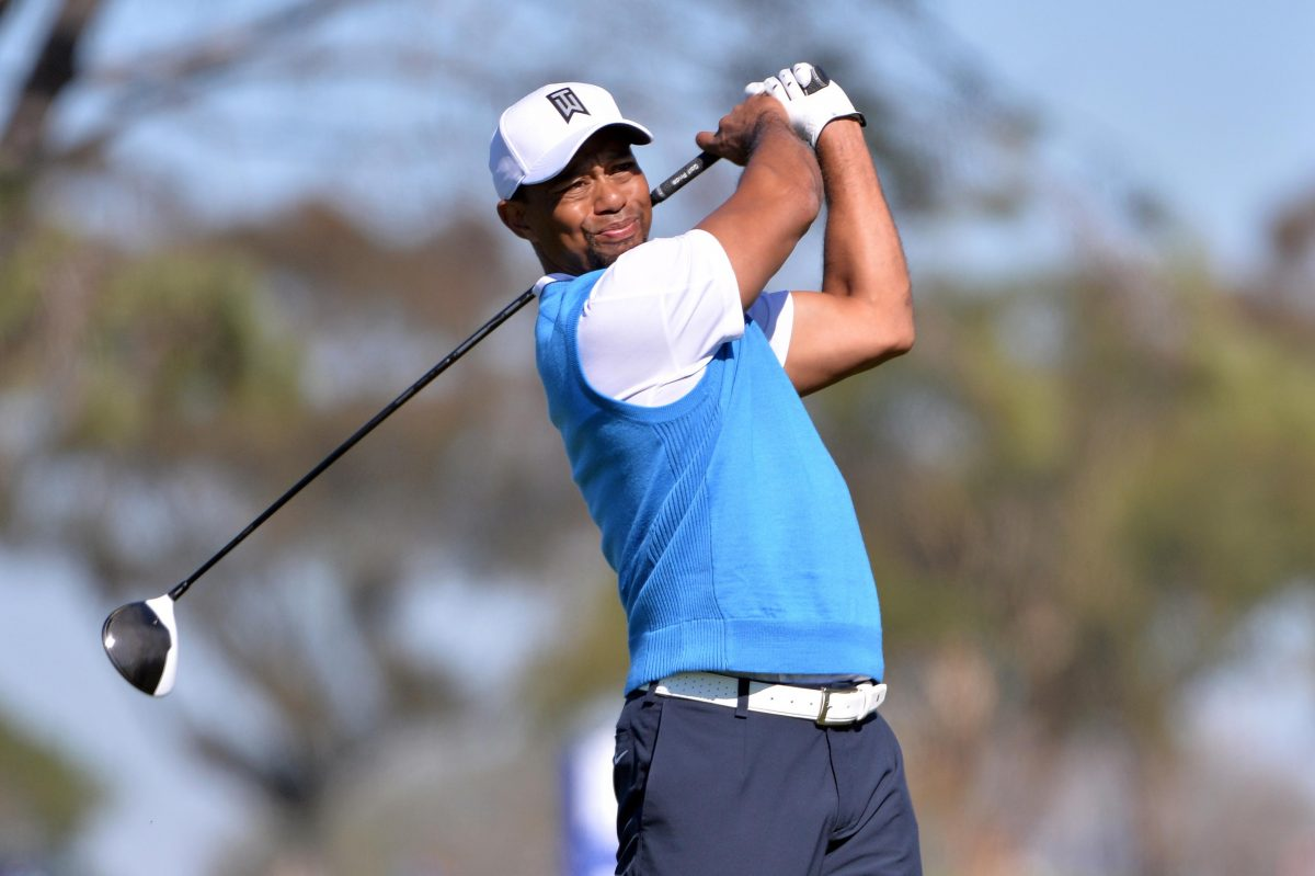 Woods Upbeat Over 2019 Hopes