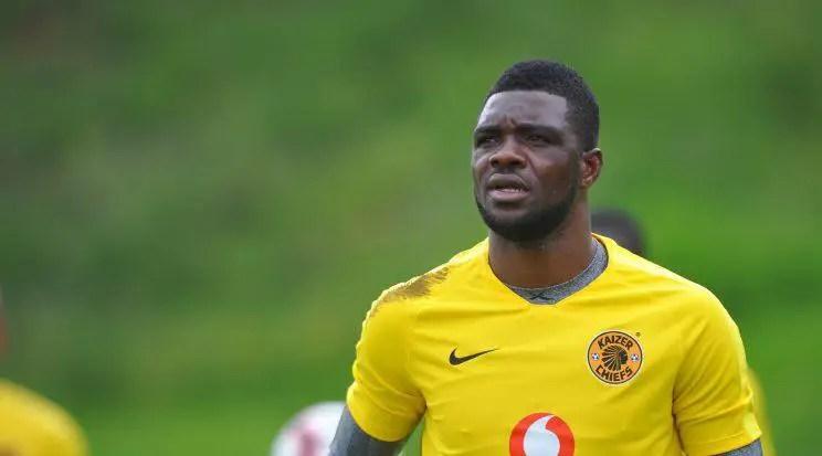 Kaizer Chiefs Coach Middendorp: Akpeyi Is A Top Class Goalkeeper