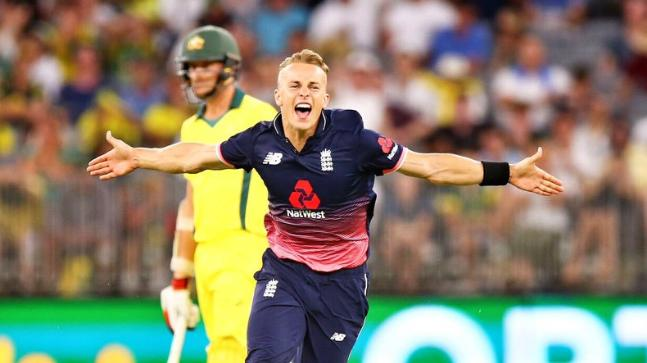 Curran Rewarded For Sixers Exploits