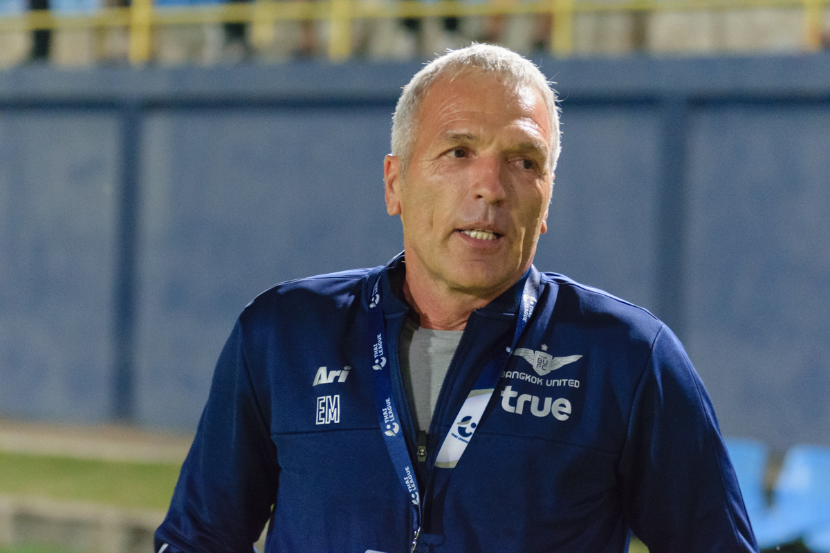 Kaizer Chiefs Coach, Middendorp: Why We Signed Akpeyi