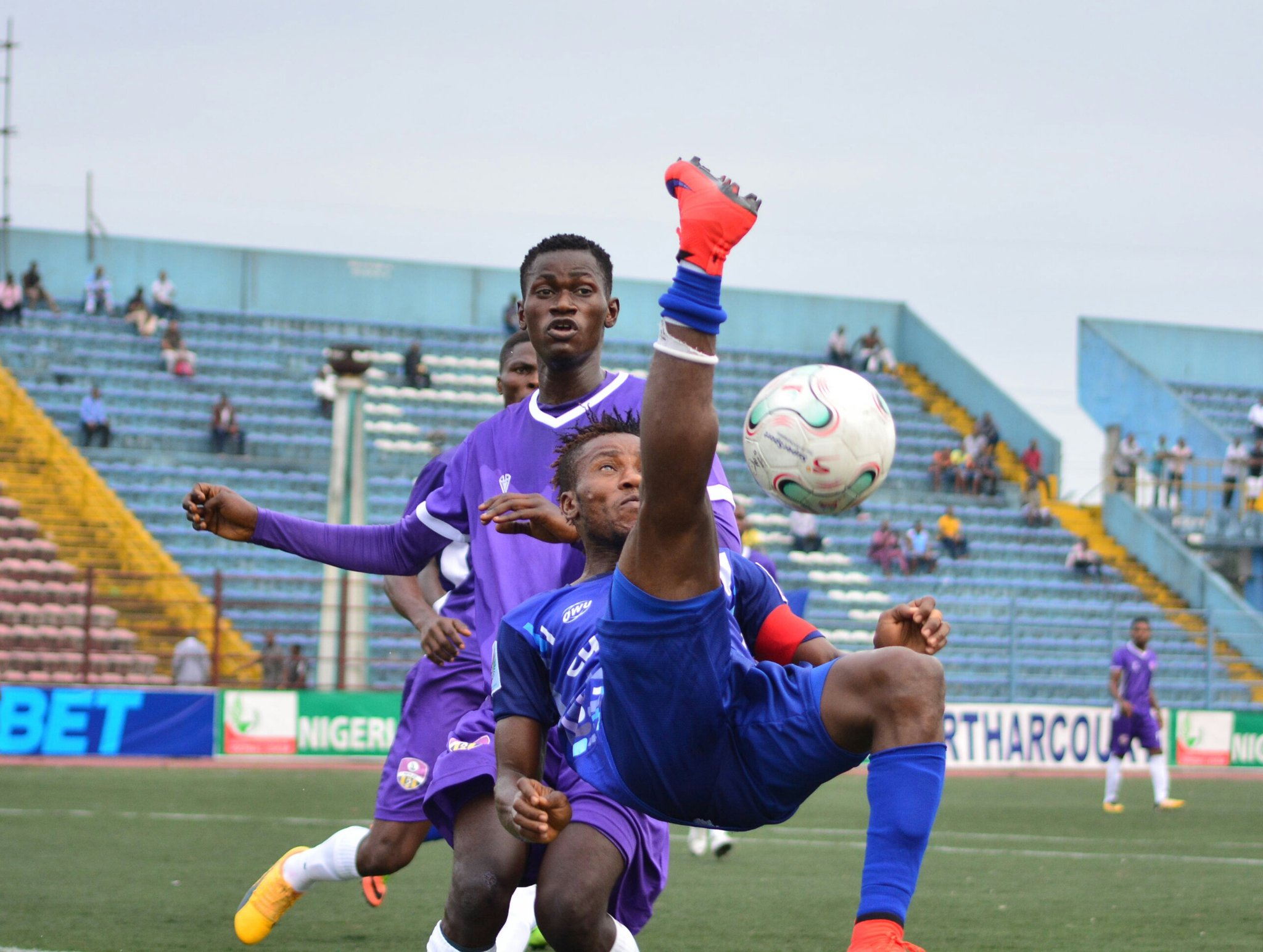 NPFL Matchday-8: MFM Look To Extend Lead In Group A Vs Tornadoes; Heartland,  IfeanyiUbah Clash In Oriental Derby