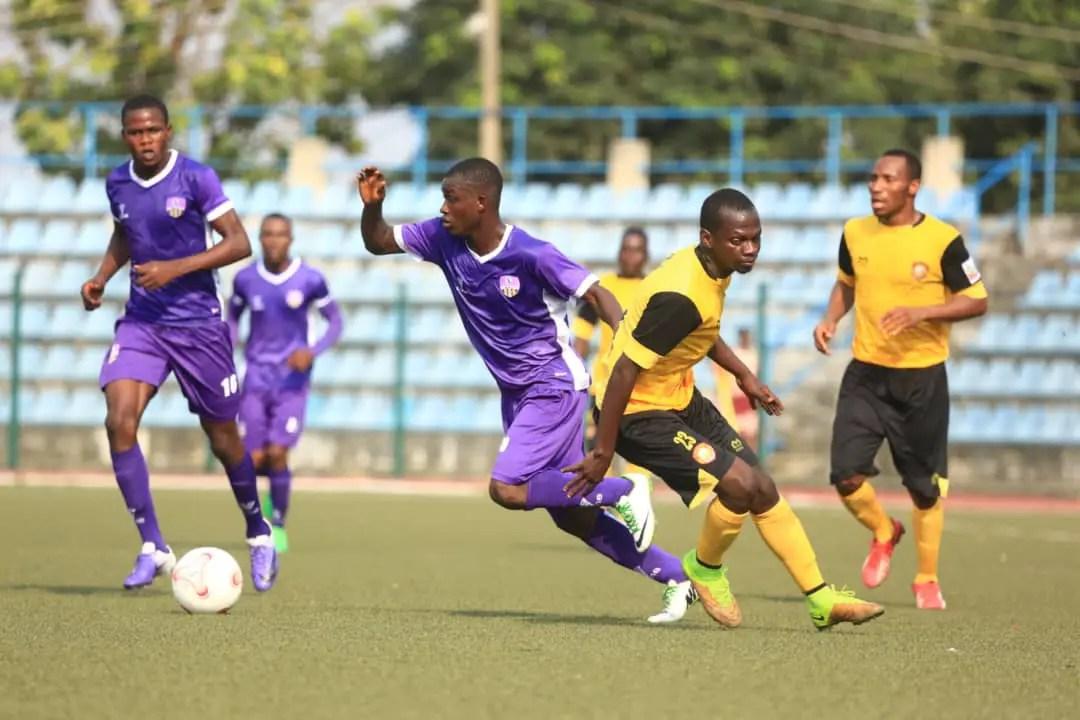 NPFL: Enyimba Pip Rivers United In Aba,  Akwa United Bag First Win