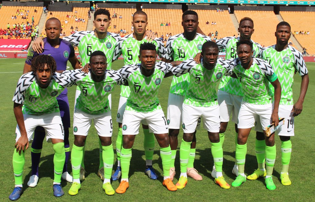 Super Eagles Drop Two Places In January FIFA World Ranking; Now 46th, 4th In Africa