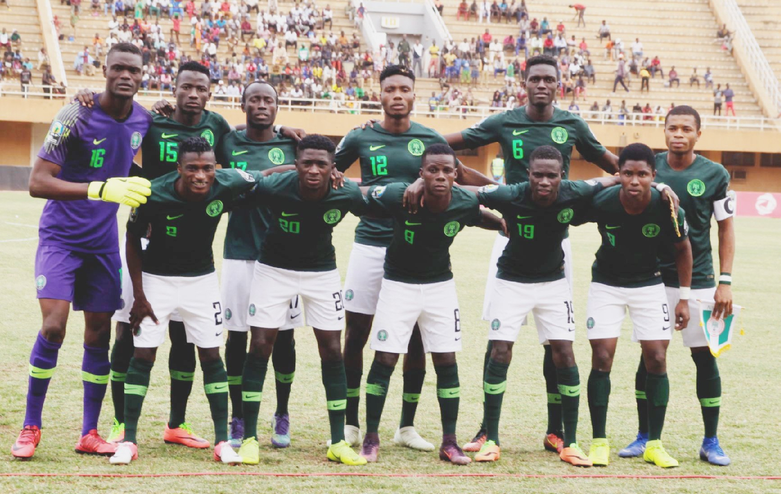 Flying Eagles To Know 2019  FIFA U-20 World Cup Foes Friday