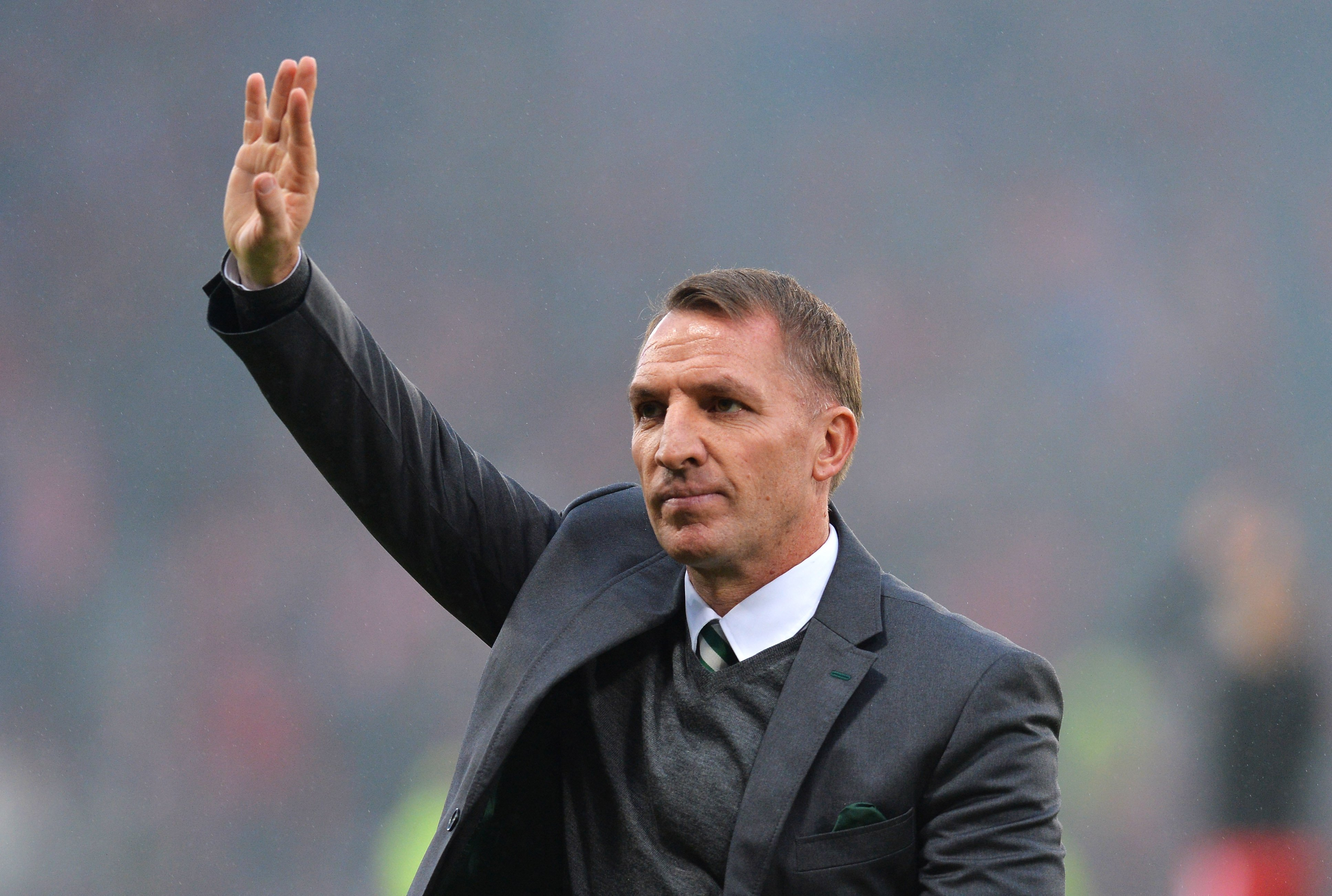 Rodgers Is Ndidi, Iheanacho's New Coach At Leicester City