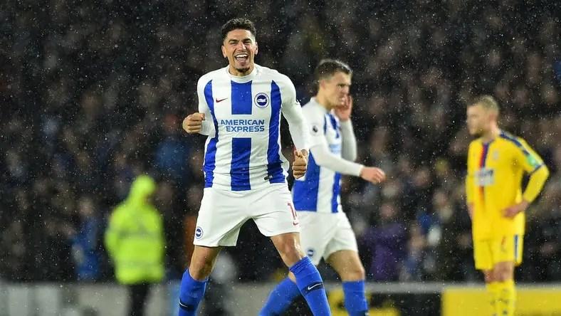 Balogun Missing As Brighton Record 1st EPL Win in 2019 Vs Huddersfield