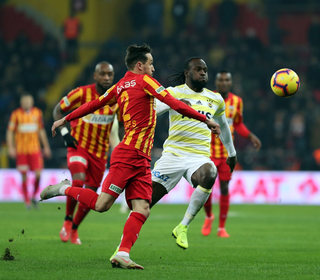 Moses: Fenerbahce Will Bounce Back From Defeat To Kayserispor
