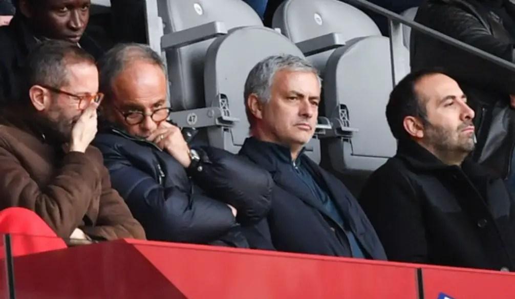 Mourinho: I Can Imagine Myself As Ligue 1 Coach
