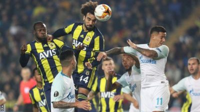 UEL: Moses Makes Assist In First Fenerbahce Start