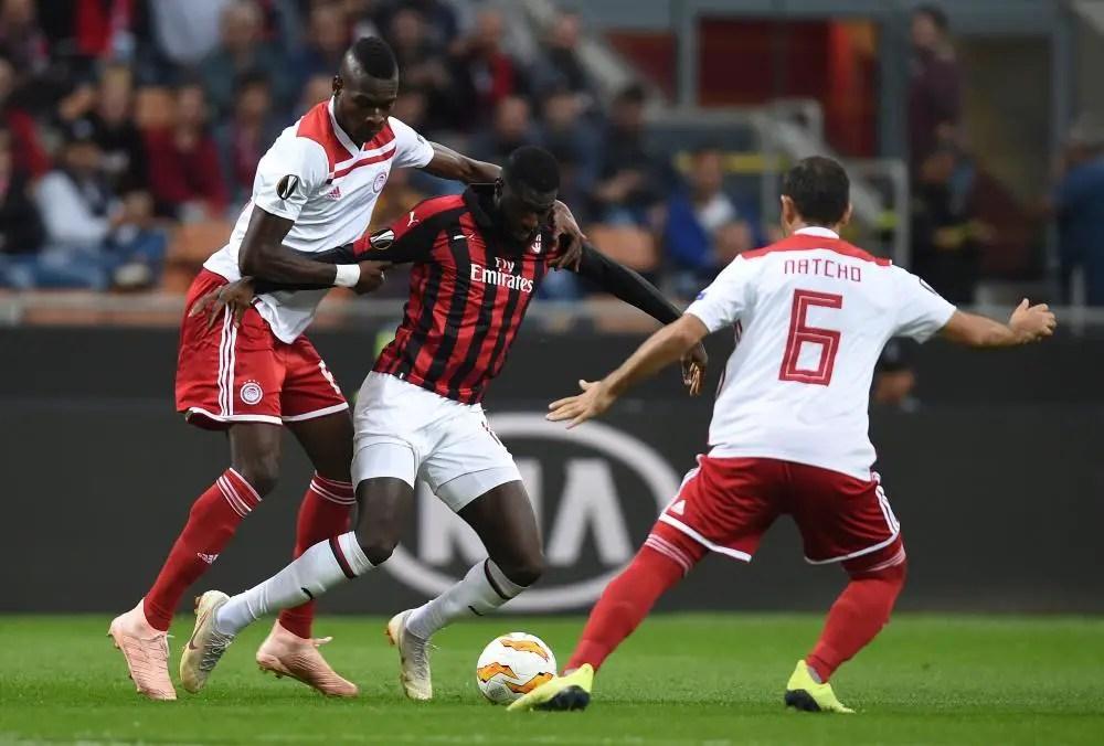 Bakayoko Reiterates Milan Desire