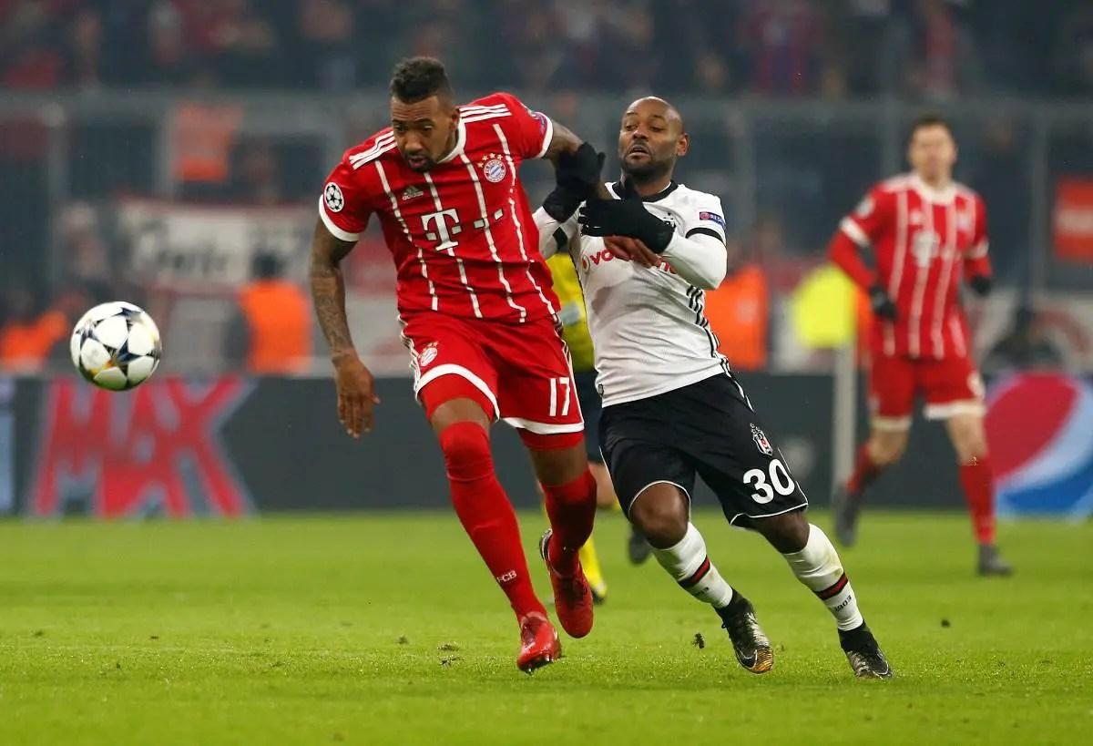 Bayern Missing Boateng