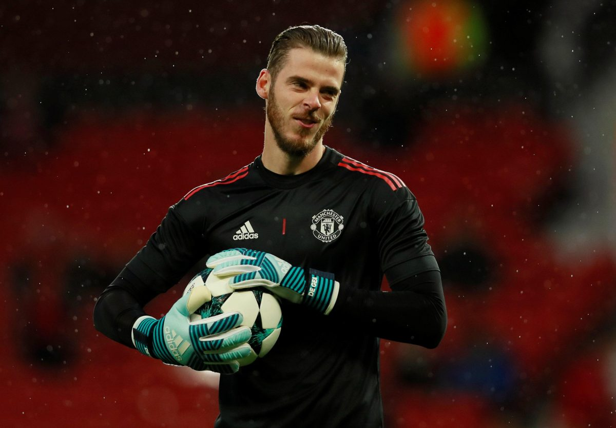 De Gea Decision Within Two Weeks