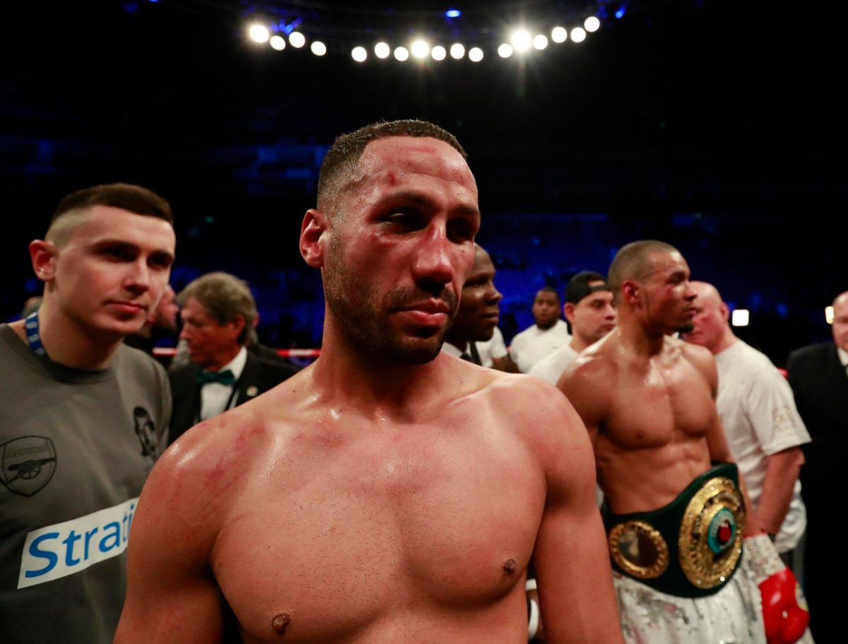 DeGale Considering Future In Boxing