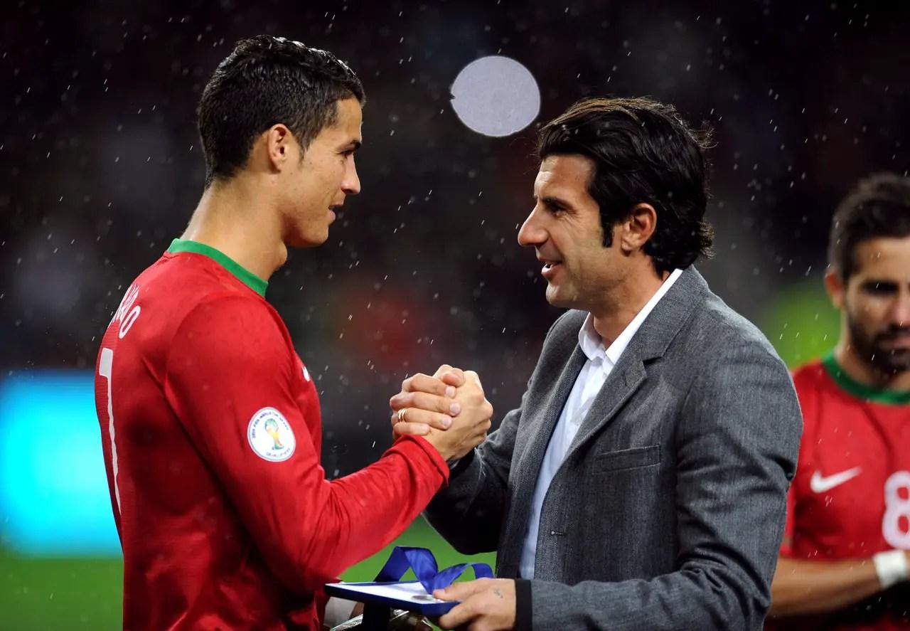 Figo Backs Juve For Euro Glory