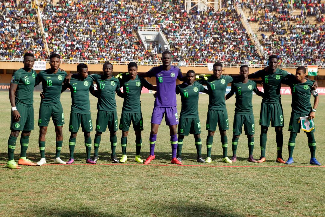 Flying Eagles Hold Freiburg To 3-3 Draw In Pre – World Cup Friendly
