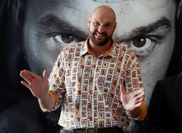 Fury Wants Wilder After Landing Mega Deal