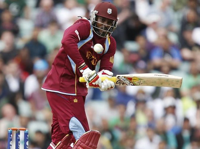 Gayle Recalled For England ODIs