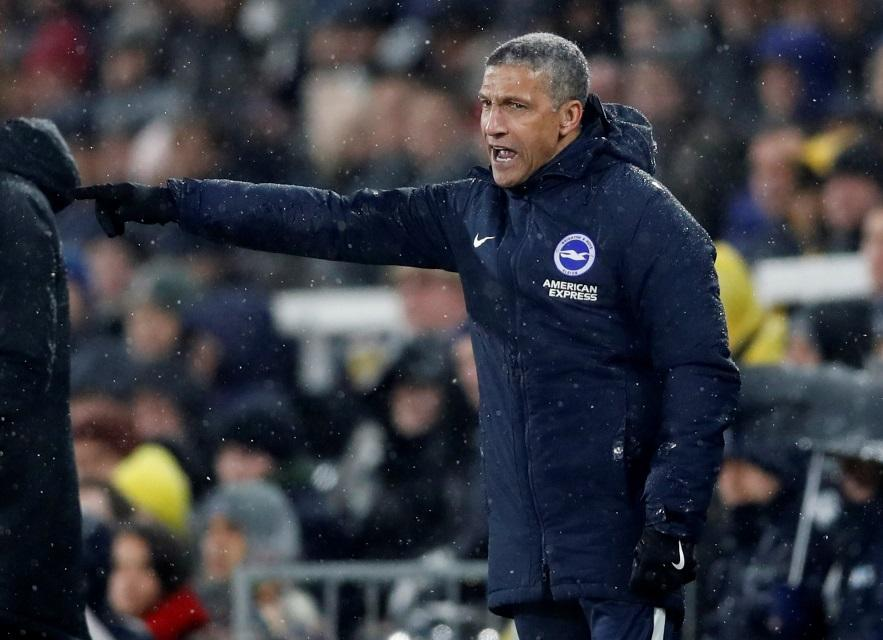 Hughton Wary Of Wounded Leicester