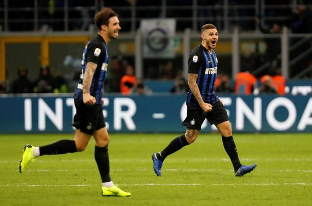 Icardi Stripped Of Inter Captaincy