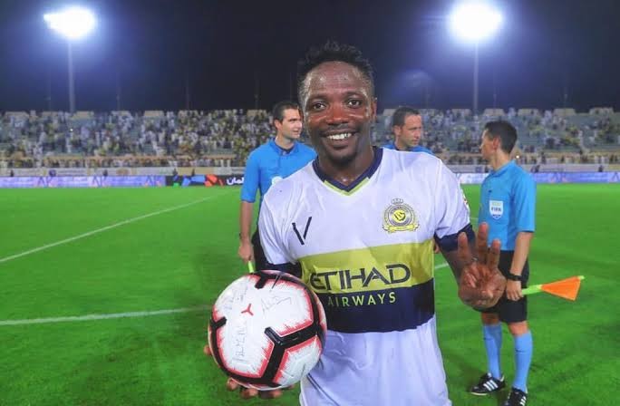 Rohr Gets Musa Boost Ahead Of Seychelles Clash