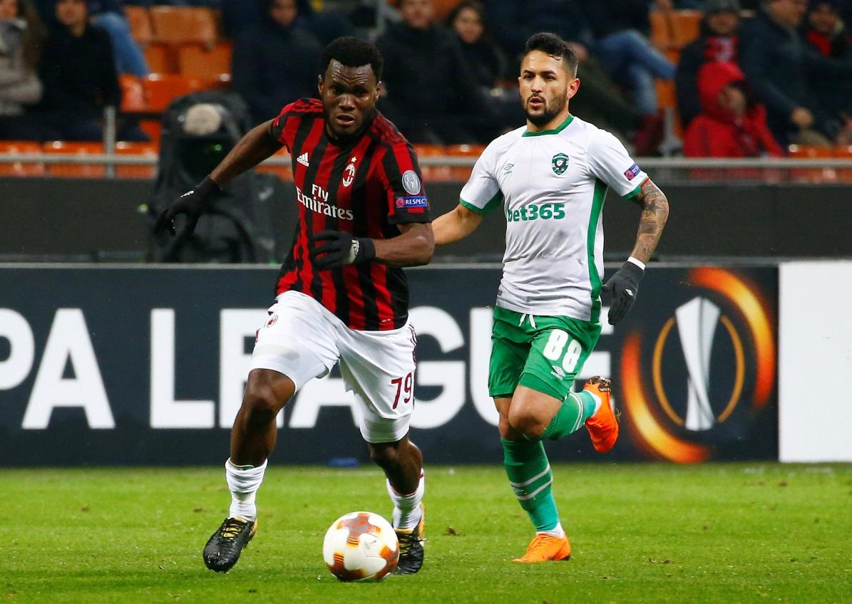 Kessie Rules Out Milan Exit