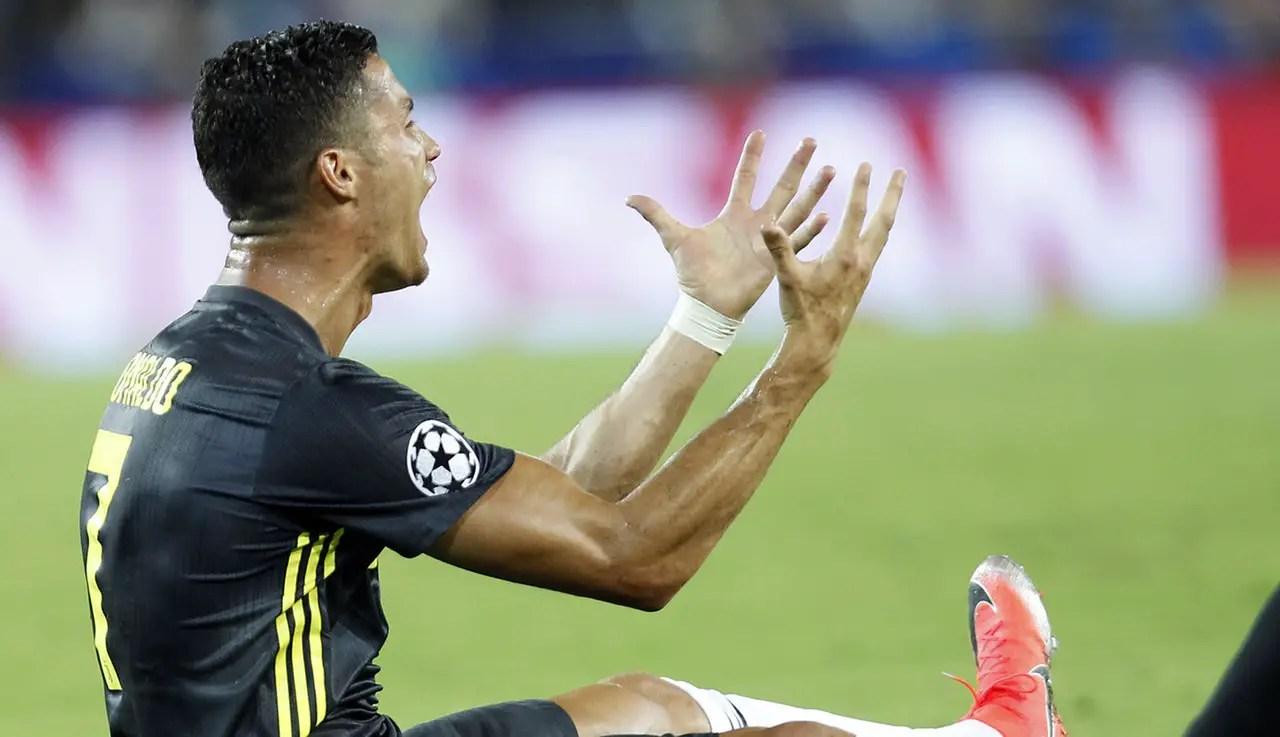 Mancini Questions Ronaldo's Europe Form