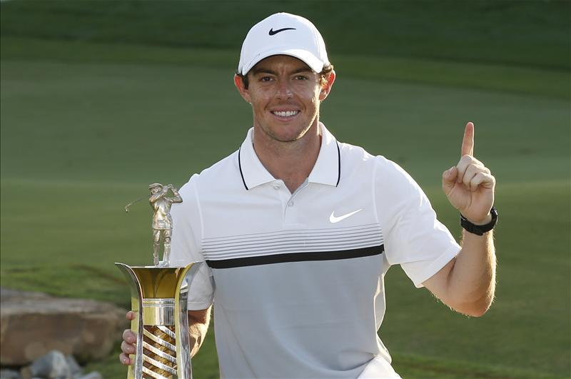 McIlroy Happy With His Game