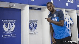 Omeruo Revels In Leganes Hard-Fought Away Win Over Rayo Vallecano