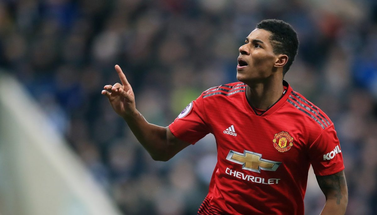 Rashford Camp Lay Out contract demands