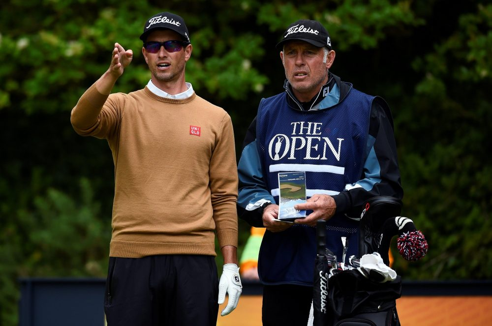 Scott Feels Slow Play Here To Stay