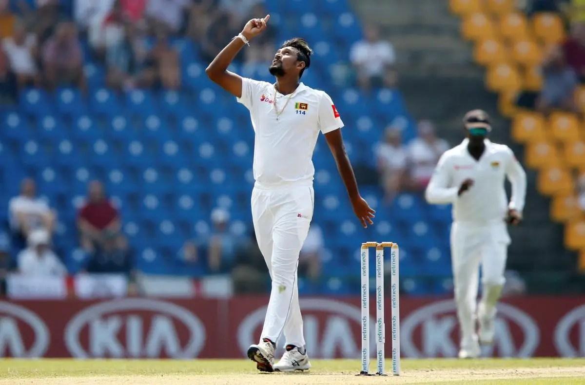 Sri Lanka Close In On Historic Win
