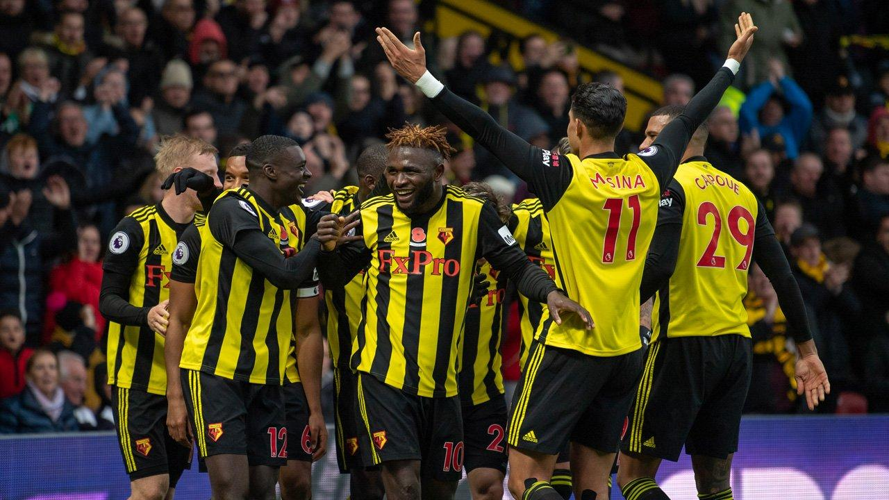 Success Out Of Watford's Clash Vs Everton Due To Injury
