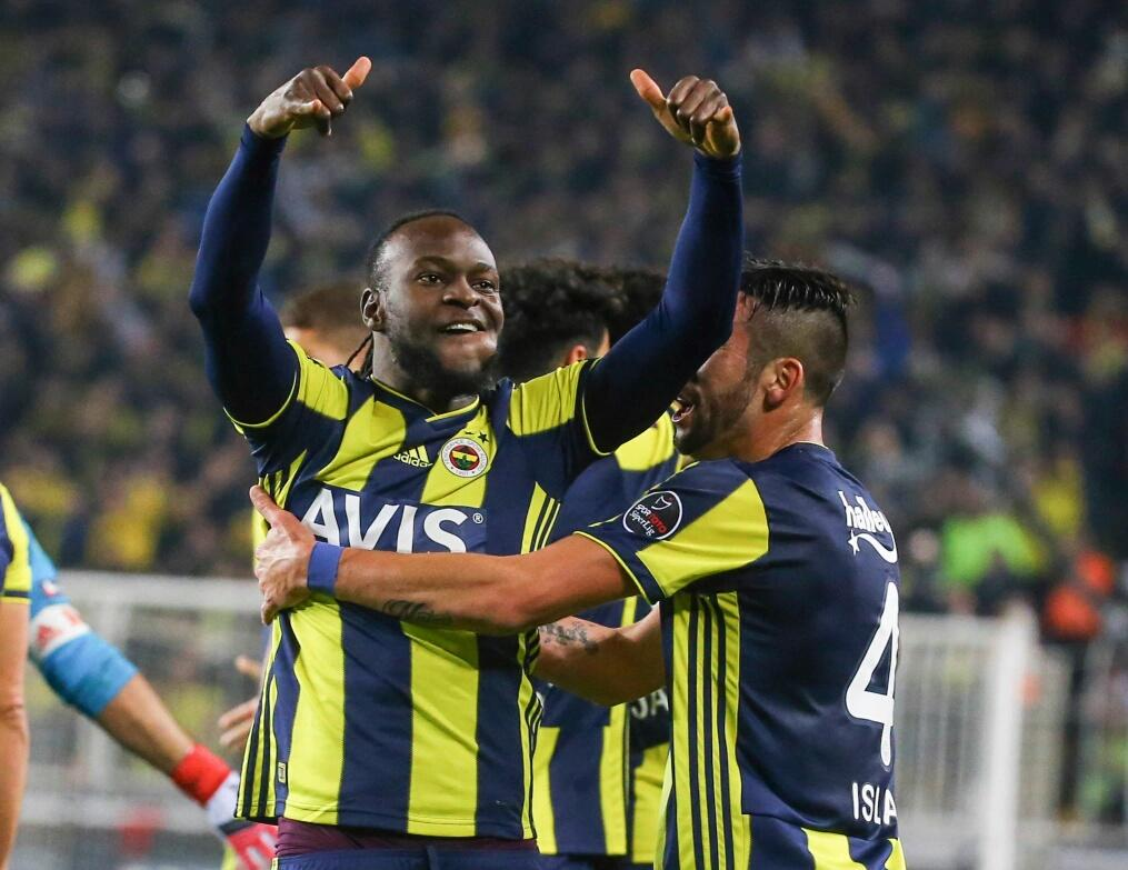 Moses Elated To Open Fenerbahce Goal Account